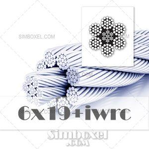 6x19+IWRC