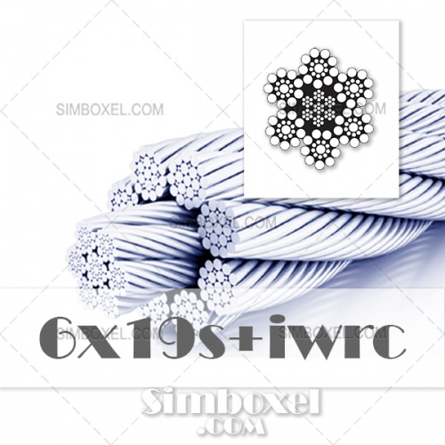 6x19S+IWRC