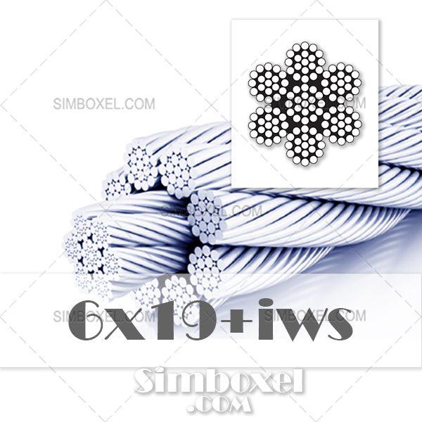 6x19+IWS
