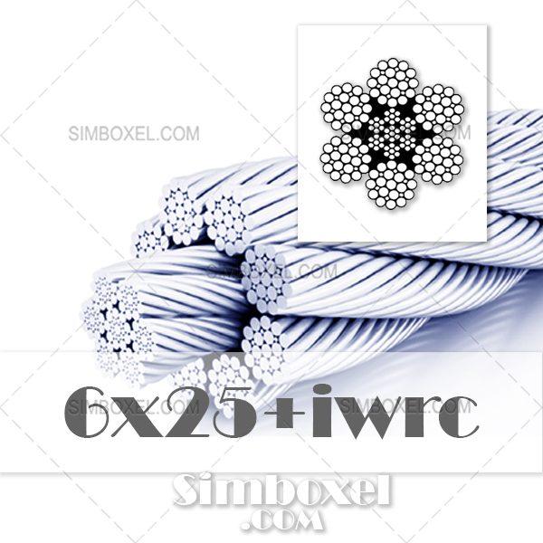 6x25+IWRC(LHRL)