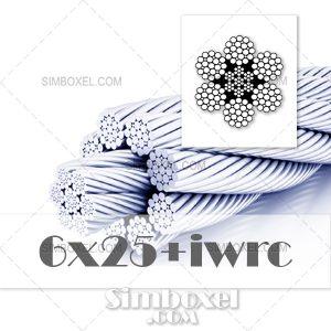 6x25+IWRC