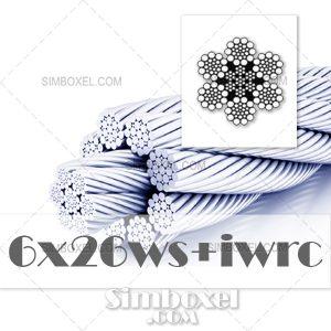 6x26ws+IWRC