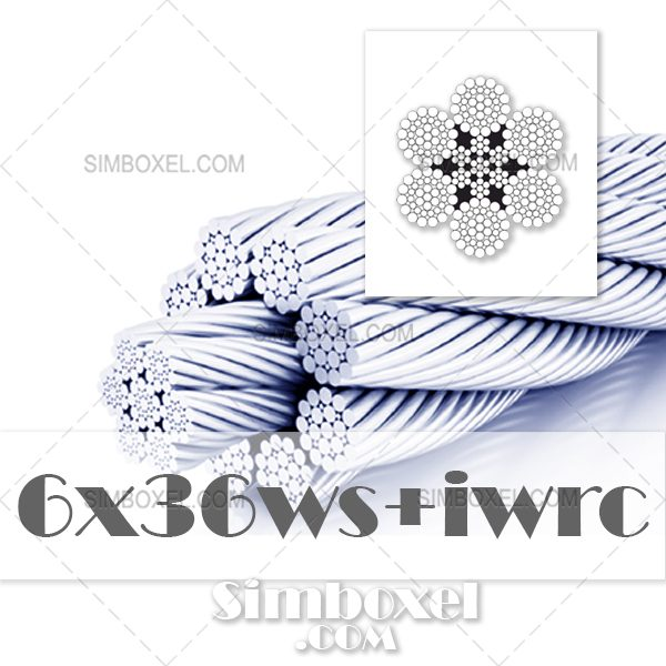 6x36WS+IWRC