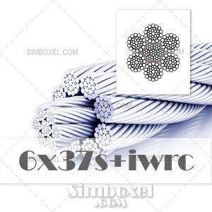 6x37S+IWRC